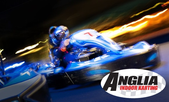 Welcome to the home of Anglia Indoor Karting, Ipswich