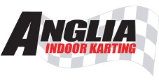 logo, contact anglia indoor karting